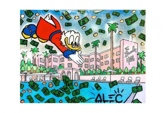 Alec Monopoly: Blue Chip Stocks, Alec Monopoly: Blue Chip Stocks