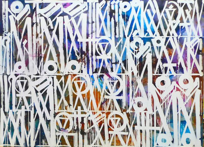 retna, paintings, urban, graffiti