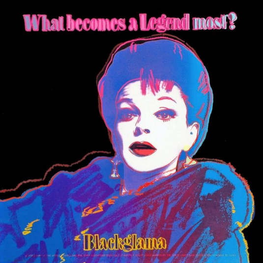 Blackglama, Judy Garland, andy warhol, pop art