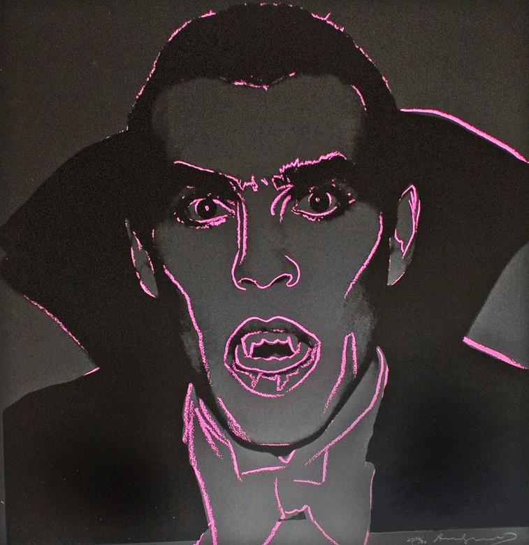 Dracula by Andy Warhol