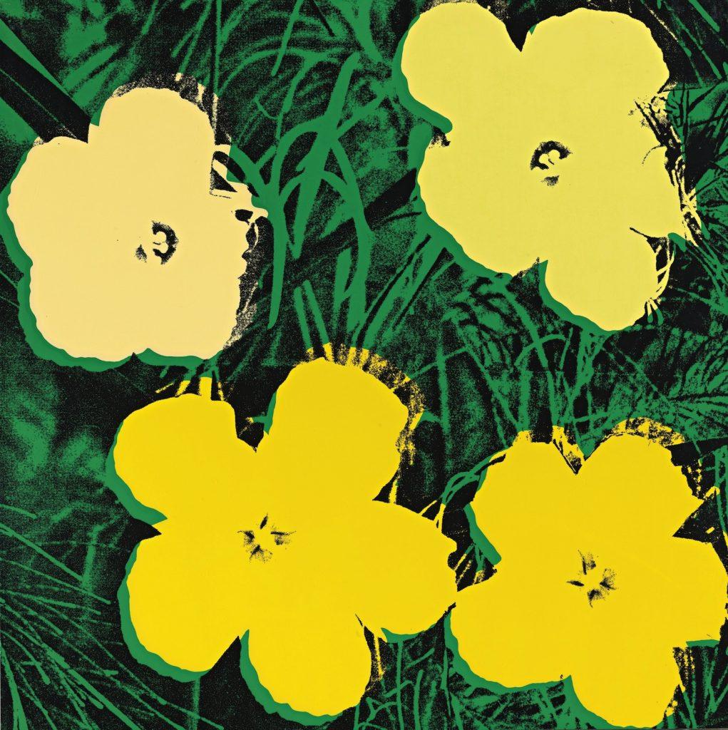 Flower 72 - Andy Warho...