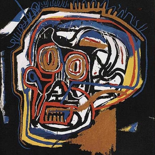 pop, basquiat, untitled, head, estate print