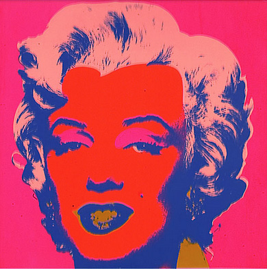 Marilyn Monroe 22, Andy Warhol, Pop Art,Andy Warhol, Marilyn (Warhol), Marilyn Monroe, Pop Art, Fine Art, Marilyn Monroe (Fine Art), Marilyn Monroe Art, Artists, Actresses, 20th Century Art, Figurative (Fine Art), Fine Art by Nationality, Icons (Fashion), Movies, College, People, Portraits of Women (Fine Art)