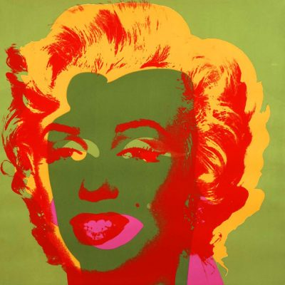Marilyn Monroe 25, Andy Warhol, Pop Art,Andy Warhol, Marilyn (Warhol), Marilyn Monroe, Pop Art, Fine Art, Marilyn Monroe (Fine Art), Marilyn Monroe Art, Artists, Actresses, 20th Century Art, Figurative (Fine Art), Fine Art by Nationality, Icons (Fashion), Movies, College, People, Portraits of Women (Fine Art)