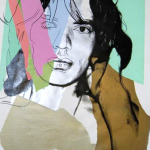 Mick Jagger 140, Andy Warhol, Pop Art
