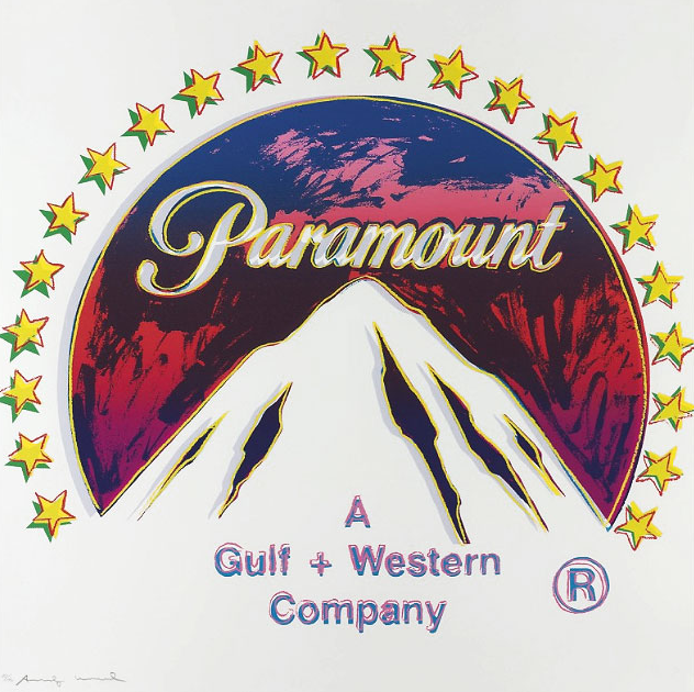 andywarhol, pop, popart, warhol,Paramount by Andy Warhol, Paramount Ad 352 by Andy Warhol