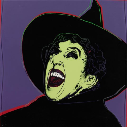 Wicked Witch, the witch, andy warhol, pop art, warhol