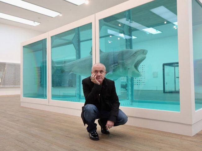 hirst, damienhirst, neo, pop, last supper by damien hirst