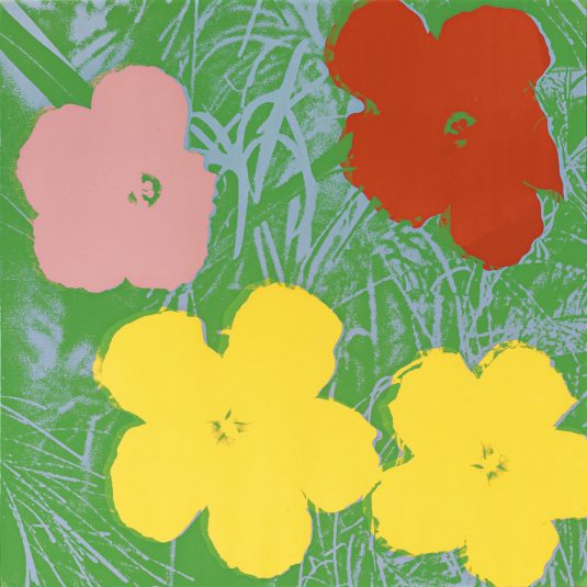 Flowers 65, Andy Warhol, Pop Art