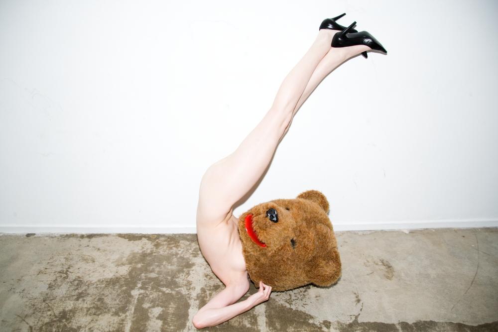 bear by Tyler Shields