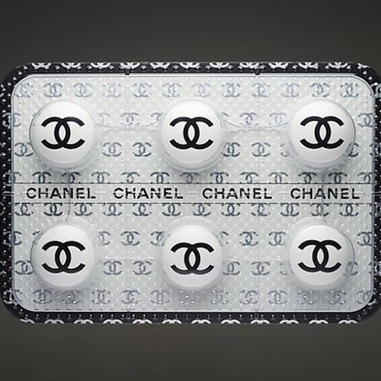 Chanel Pills by Desire Obtain Cherish , Desireobtaincherish, popular, chanel