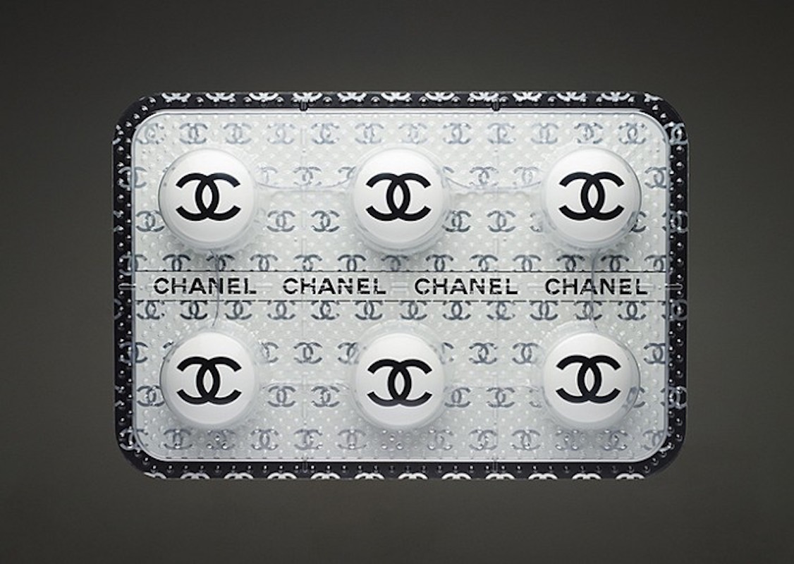 Chanel Pills by Desire Obtain Cherish