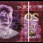 david lachapelle, negative currency, yuan, lachapelle