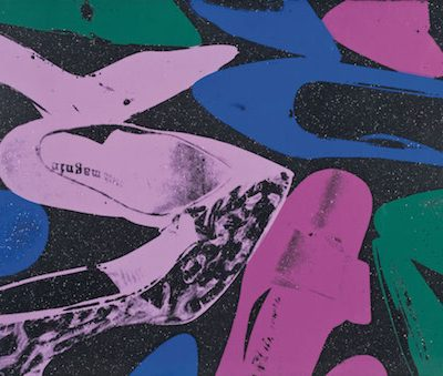 andy warhol, diamond dust, pop, warhol, andy warhol shoes, pop art, prints