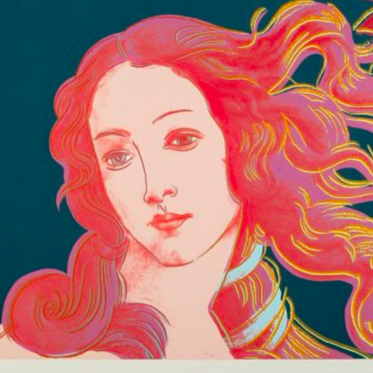 andy warhol, pop art, andy warhol birth of venus, POP, WARHOL