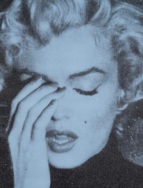 russell young, Marilyn monroe