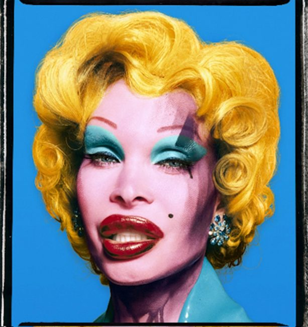 David LaChapelle Andy Warhol, To Andy From David: A Tribute to Andy Warhol From David LaChapelle