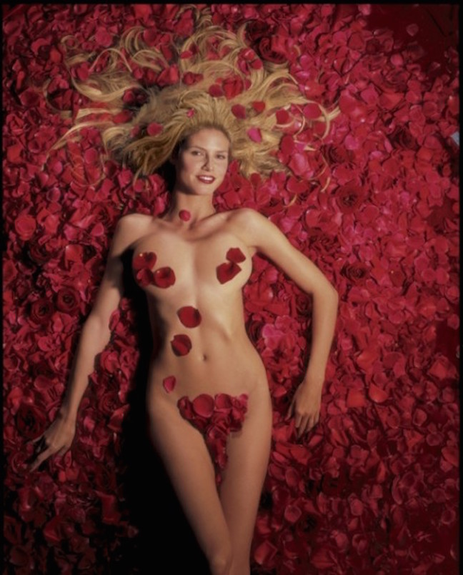 American beauty by Mark Seliger