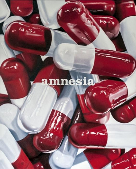 Amnesia by Philippe Huart