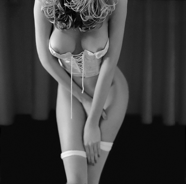 April's Bustier by Guido Argentini