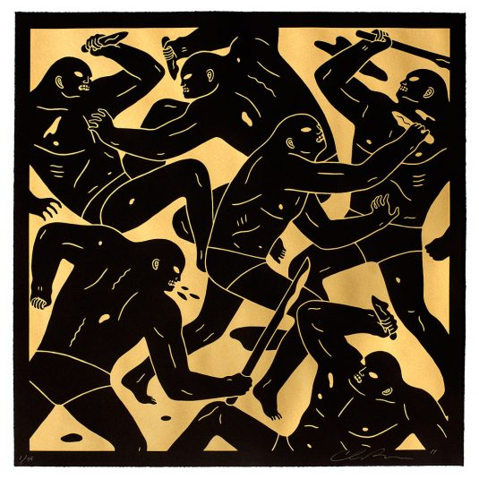 Cleon peterson, urban