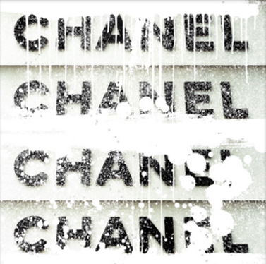 Chanel Stack (White With Diamond Dust) – Ultravelvet Collection