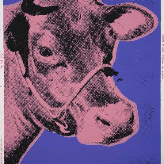 andywarhol, pop, warhol, warhol cows