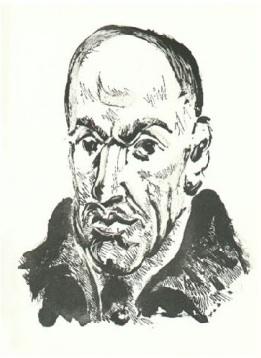 D'Apres Velasquez by Picasso