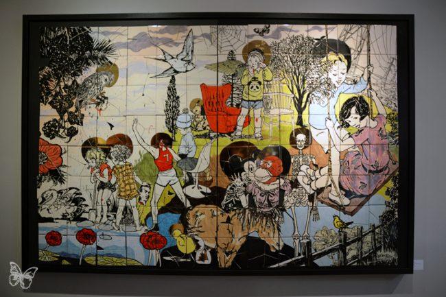 Dan Badlwin, Modern, Dan Badlwin art