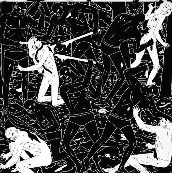 End of Days by Cleon Peterson
