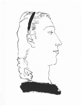 Femme Blonde by Picasso