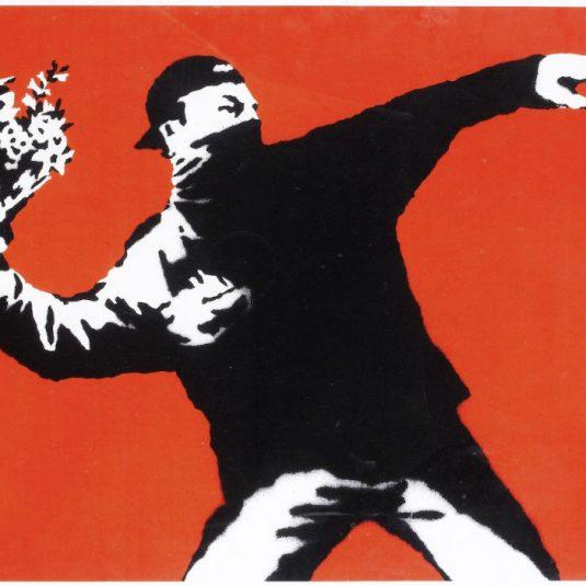 banksy, graffiti, urban art, street art