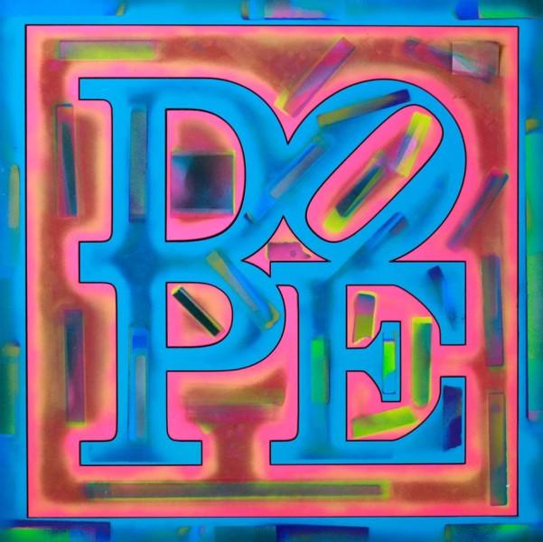 dope (graffiti) by joseph bottari