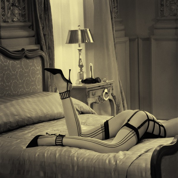 Golden Legs by Guido Argentini