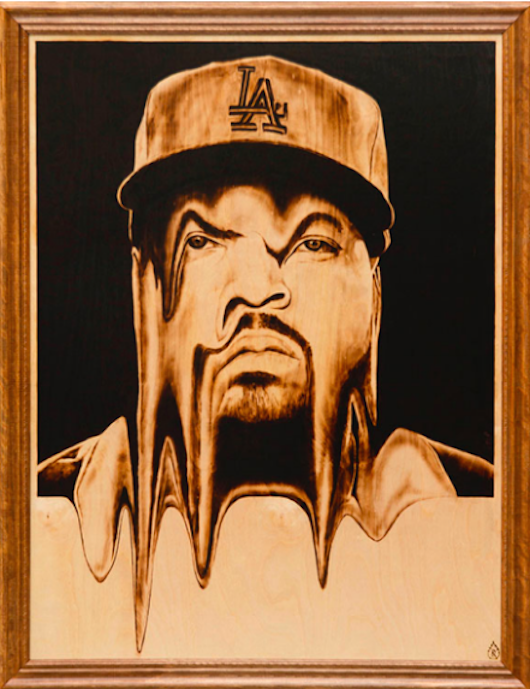 Ryan McCann- Ice Cube