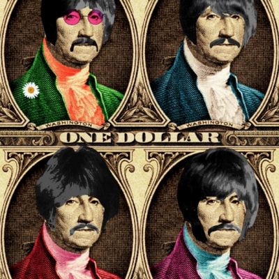 In Beatles We Trust (Sgt. Peppers) - Ultravelvet Collection