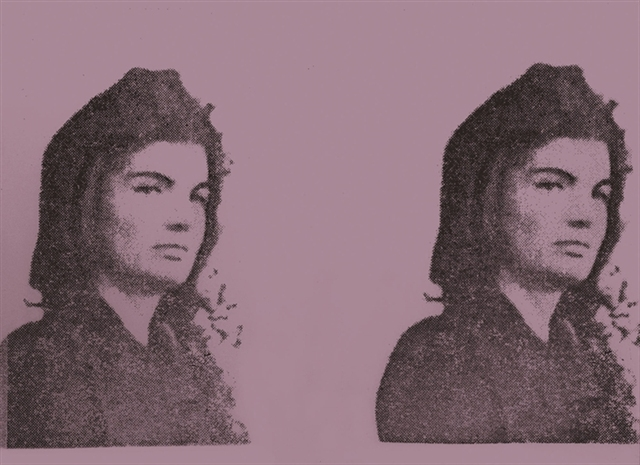 Jackie Kennedy, Andy Warhol, Pop Art, Jackie Andy Warhol