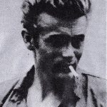 russell young, james dean, icons by Russell Young