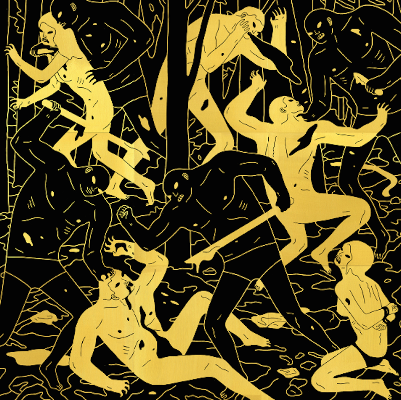 Judgement by Cleon Peterson