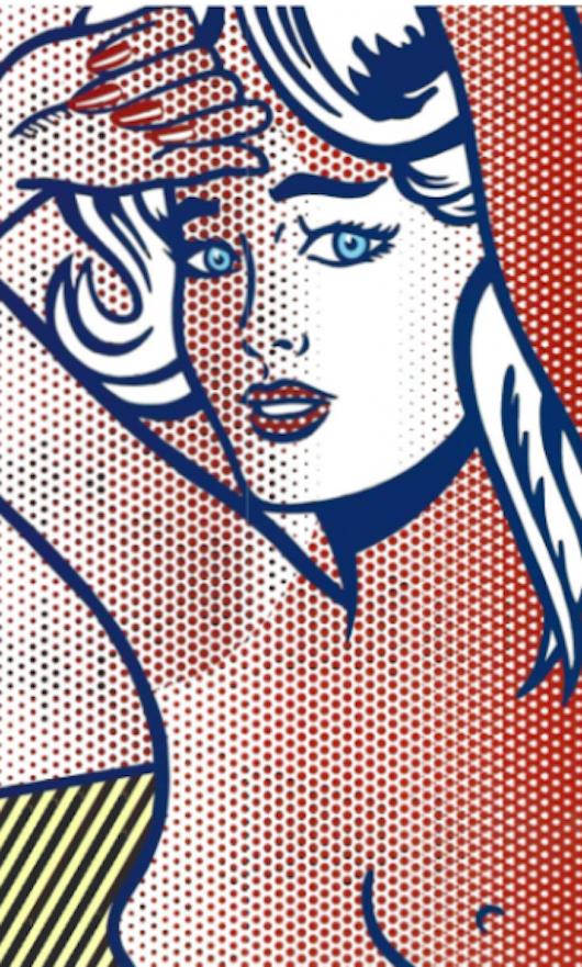 Roy Lichtenstein, Roy Lichtenstein Nudes