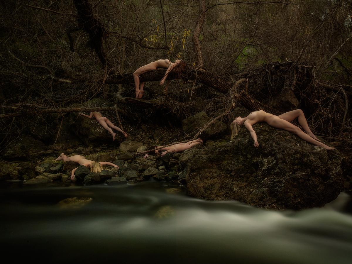 Odysseus (SIRENS) by Tyler Shields