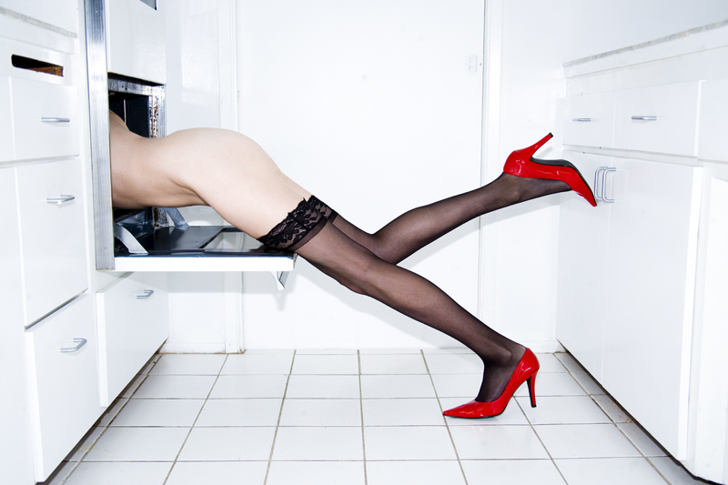 Oven by Tyler Shields