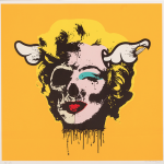 d*face, prints, graffiti, urban, street art