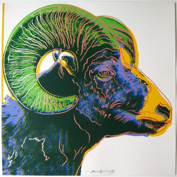 Ram by Andy Warhol