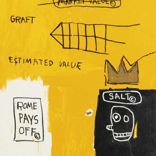 basuqiat, rome pays off, jeanmichelbasquiat, pop, neo expressionism, estate prints