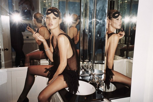 , Kate Moss, from Model to Artist Muse