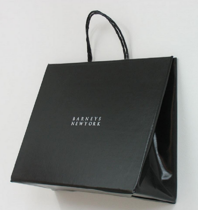 Barneys NYC (Shopping Bag) by Jonathan Seliger