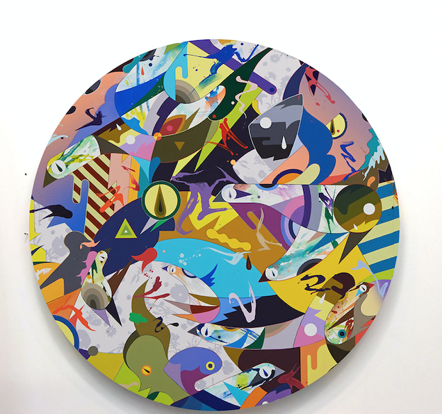 Worlds Always Even by Tomokazu Matsuyama