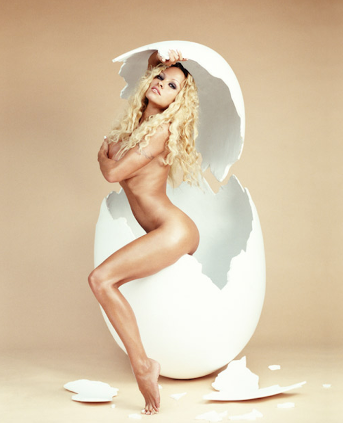 Pamela Anderson by David LaChapelle