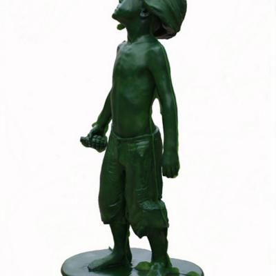 Boy Soldier Green by Schoony